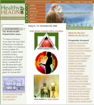 Radiant heating system radiant floor heating healthy for Indoor environmental quality design