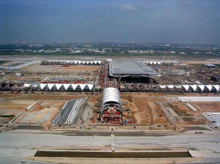 bangkok airport radiant cooling Using embedded tube radiant cooling achieved using a radiant heating and cooling system hemet, california leed platinum suvarnabhumi bangkok airport bangkok.