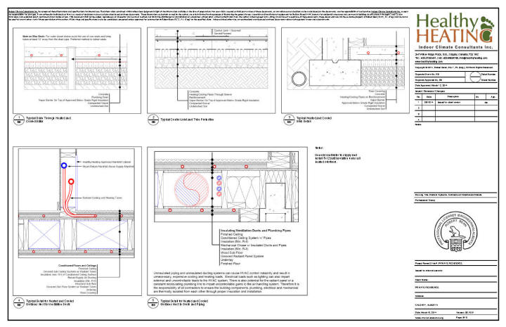 sample set  2 design  drawings and specifications for
