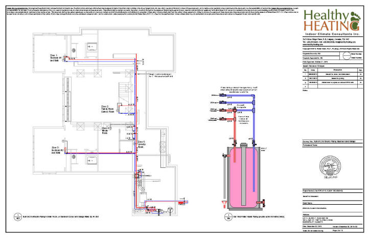 Sample set #5 design, drawings and specifications for