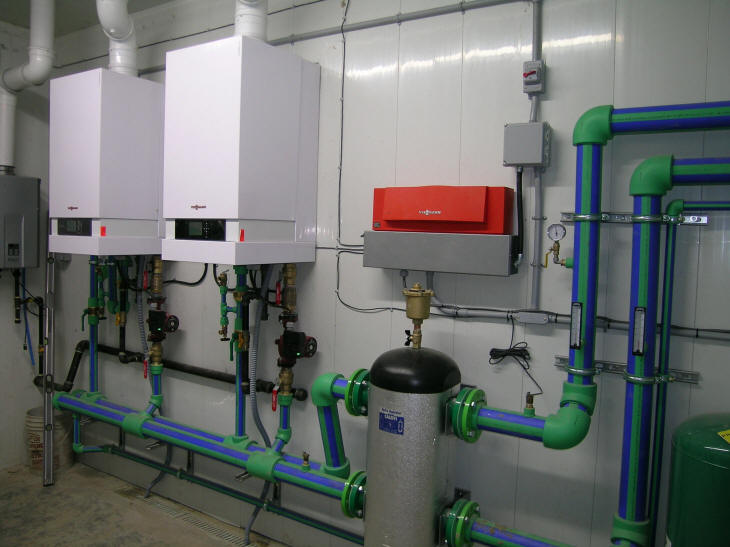 Hvac sample set drawings and specifications for