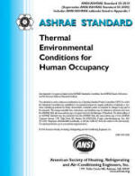 Thermal comfort surveys for Indoor design conditions ashrae