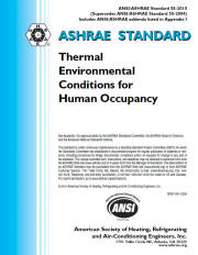 Thermal comfort a 40 grit perspective for consumers for Indoor design conditions ashrae