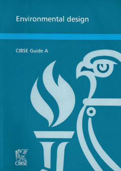 CIBSE Guide A:Environmental Design