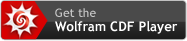 Get the Wolfram CDF Player