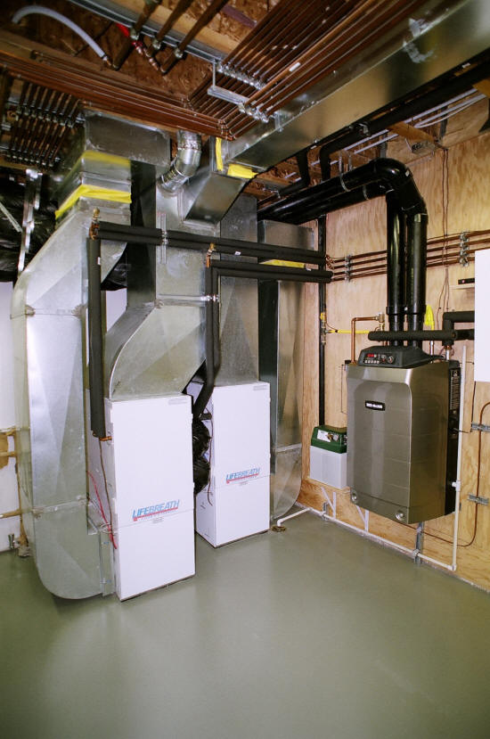 The Perfect Heating And Cooling System Total Comfort
