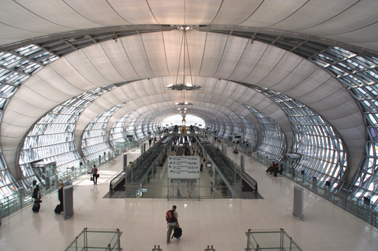 bangkok airport radiant cooling 22 myths about radiant floor heating and cooling myth #1  climates and  today's bangkok airport has millions of square feet of cooled floors.