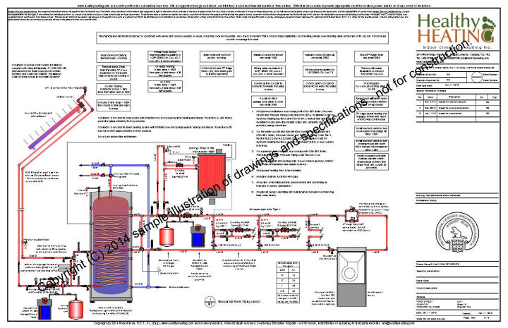 Sample Set 1 Design Drawings And Specifications For