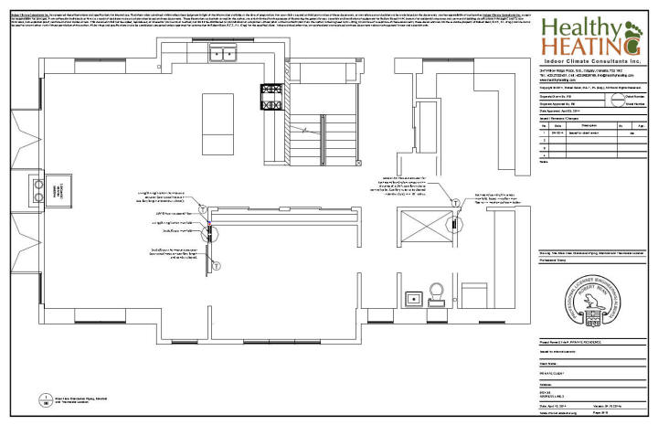 Sample Set  3 Design  Drawings And Specifications For