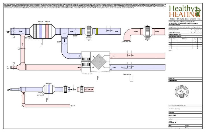 sample set 4 design, drawings and specifications for basic hvac system diagram hvac systems