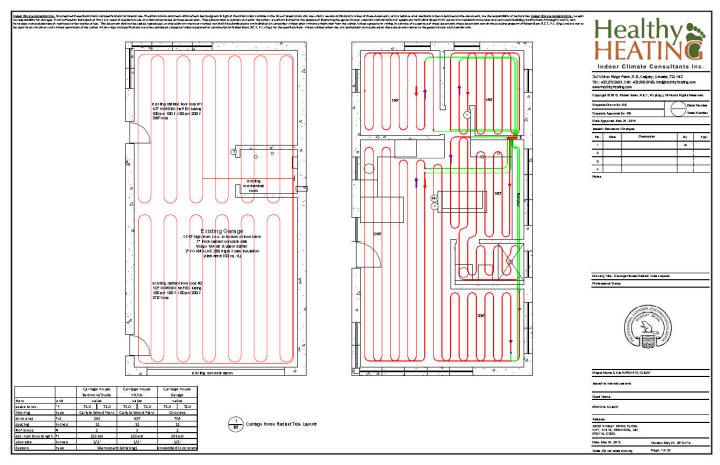 Sample Set 4 Design Drawings And Specifications For