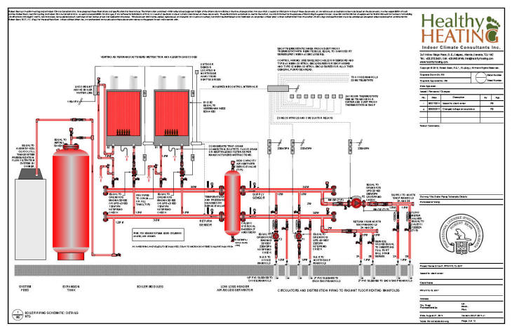 hvac    sample set  2 hvac drawings and specifications for